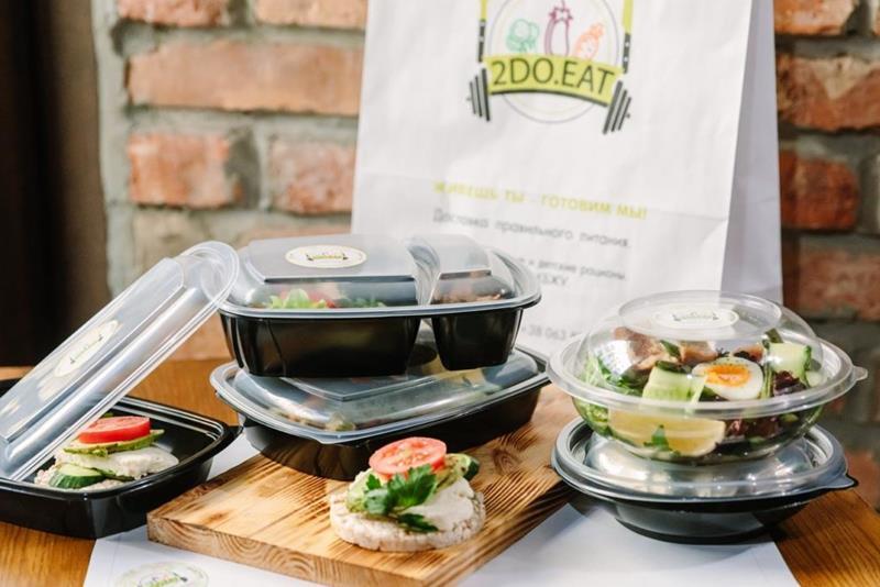 Доставка здоровой еды в офис в г. Киев